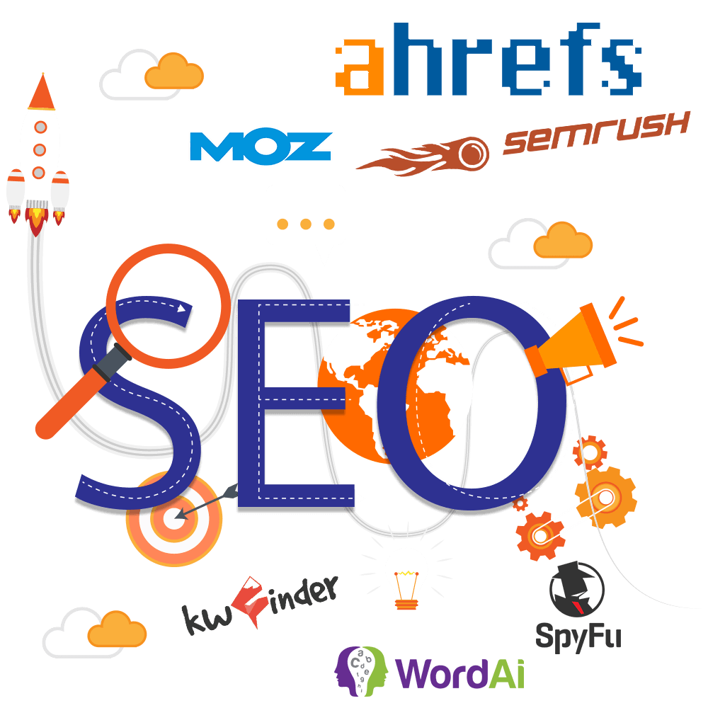 seo tools group buy ahrefs, semrush, kwfinder